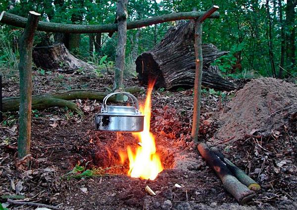 Как правило, готовить разные блюда над дакотой приходится поочередно.
