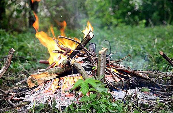 Разгорающийся костер, который настолько же легко может потухнуть, насколько легко его растопить до получения большого пламени.