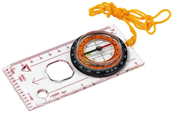 Все эти отметки повышают удобство работы с компасом и его функциональность.